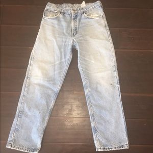 Made In The USA Vintage Carhartt Jeans